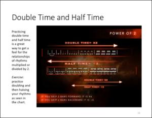 Workbook Level 2 Double:Half Timeframed