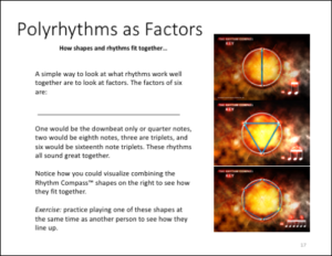 Workbook Level 2 Polyrhythm Factors